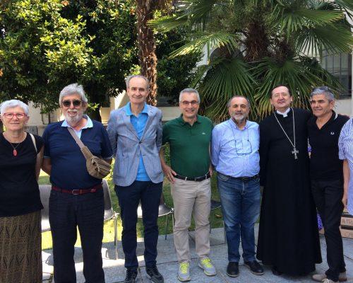 Amministratori e Vescovo